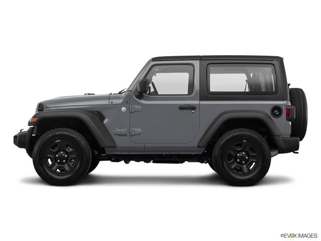 New 2020 Jeep Wrangler in Little Falls, NJ