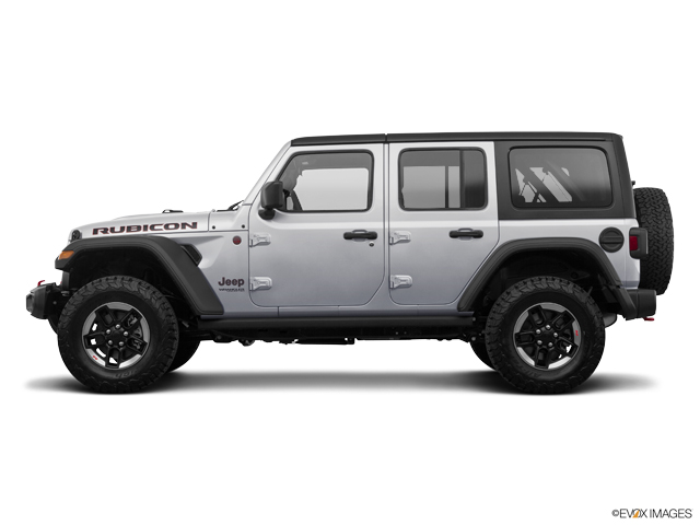 New 2020 Jeep Wrangler Unlimited in Torrance, CA