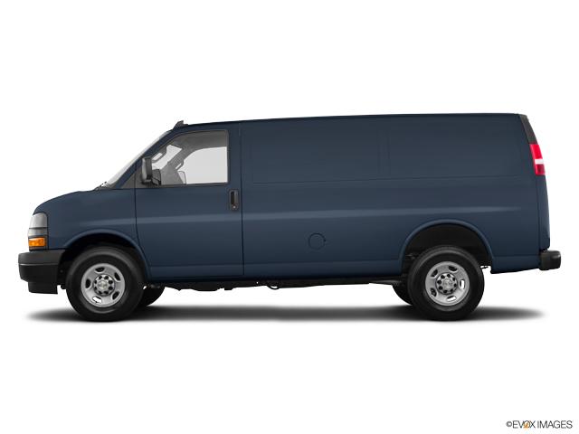 2020 Chevrolet Express Cargo Van Work Van