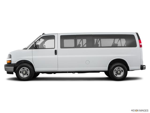 New 2020 Chevrolet Express Passenger in Loganville, GA