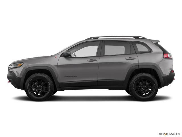 New 2020 Jeep Cherokee in Torrance, CA