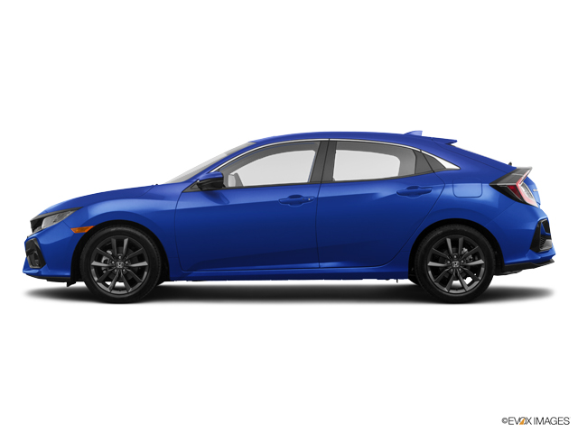 New 2020 Honda Civic Hatchback in Auburn, WA