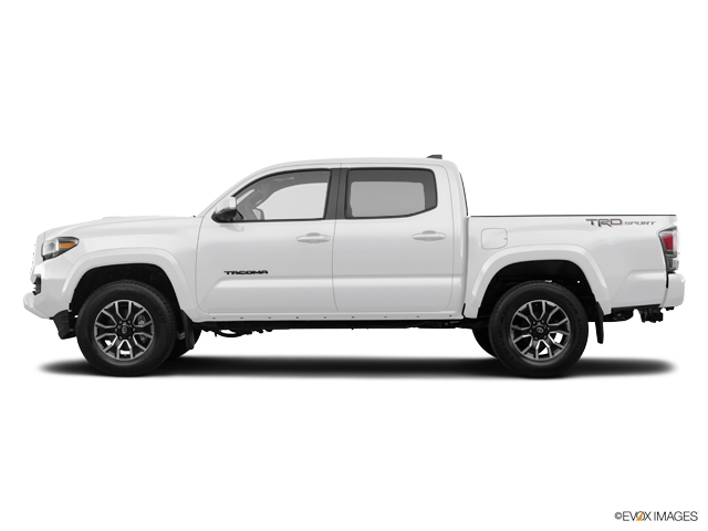 2020 Toyota Tacoma SR Double Cab Standard Bed 5' Bed I4 AT