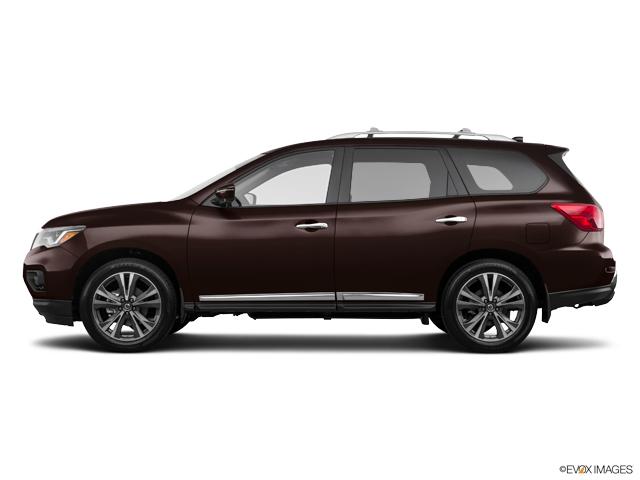 New 2020 Nissan Pathfinder in Holland, MI