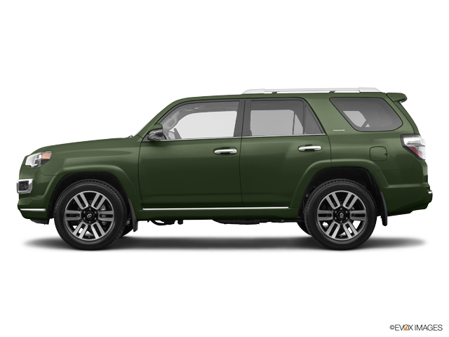 New 2020 Toyota 4Runner in Cleveland, OH