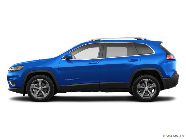 New 2020 Jeep Cherokee in Bloomington, IN
