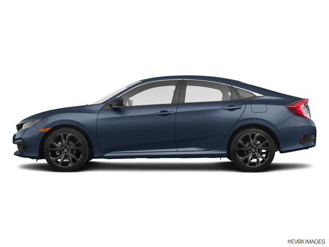New 2020 Honda Civic Sedan in Charlottesville, VA