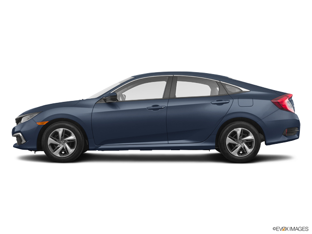 New 2020 Honda Civic Sedan in Elyria, OH