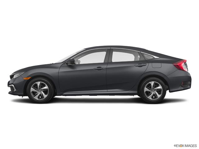 New 2020 Honda Civic Sedan in Prescott, AZ
