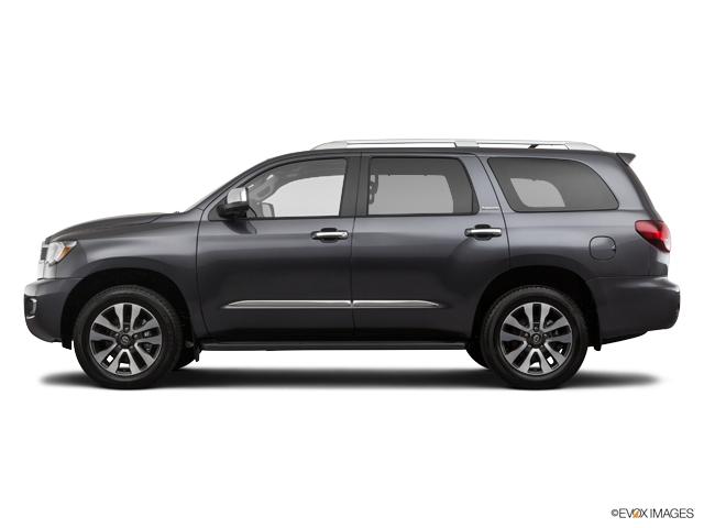 2020 Toyota Sequoia TRD Sport RWD