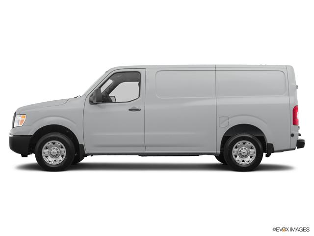 2020 Nissan NV Cargo S