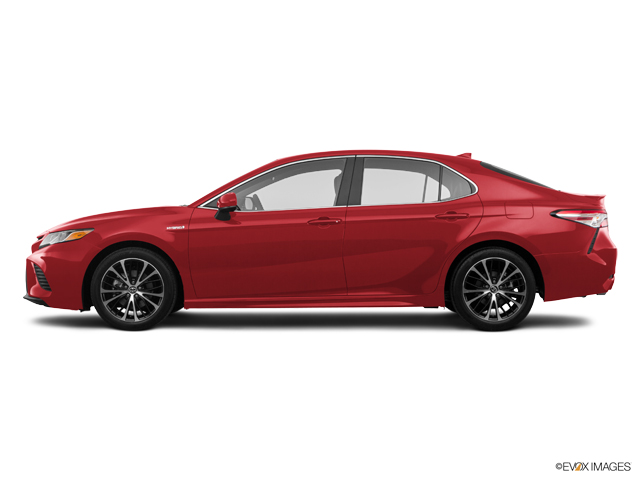 New 2020 Toyota Camry Hybrid in Claremont, CA