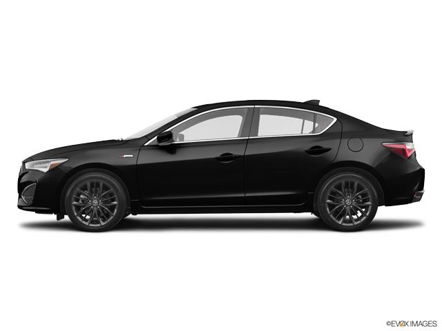 2020 Acura ILX with Premium/A-Spec Pkg
