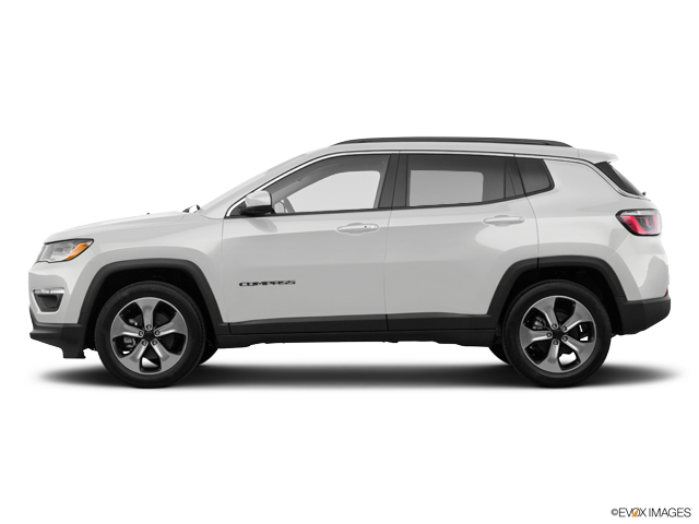 2020 Jeep Compass Latitude FWD