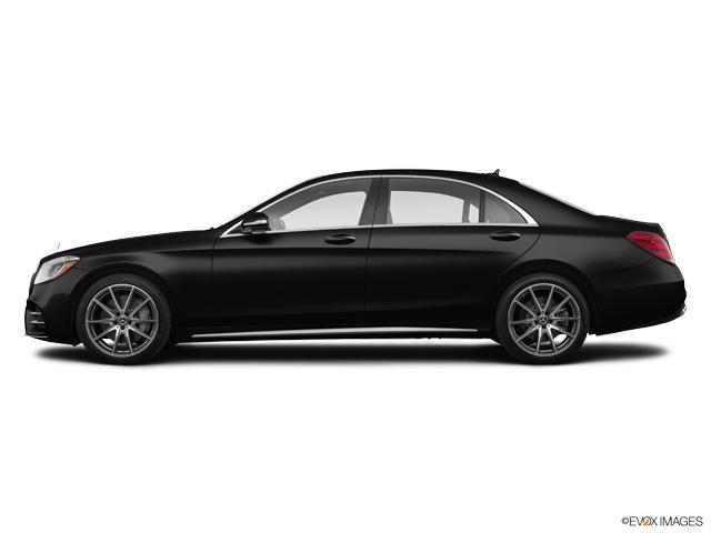 2020 Mercedes-Benz S-Class S 560