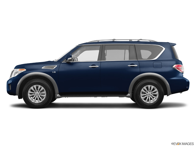 New 2020 Nissan Armada in Beaufort, SC