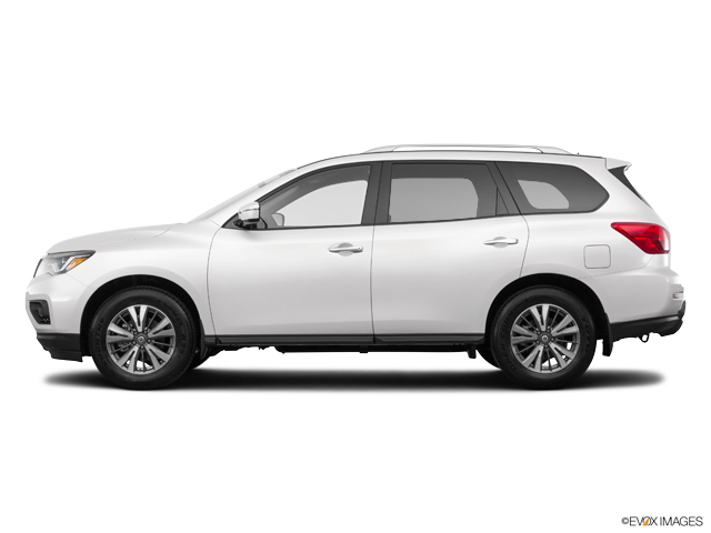 New 2020 Nissan Pathfinder in Huntsville, AL