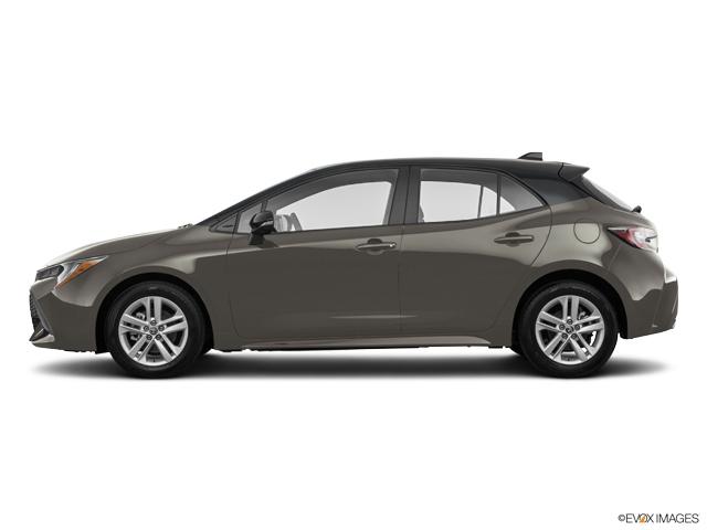 New 2020 Toyota Corolla Hatchback in Muskogee, OK
