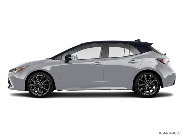 New 2020 Toyota Corolla Hatchback in Nash, TX