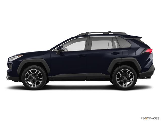 2020 Toyota RAV4 TRD Off Road