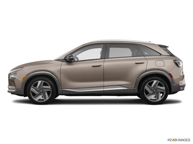 2020 Hyundai NEXO Blue