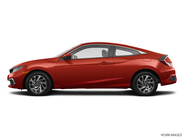 New 2020 Honda Civic Coupe in Birmingham, AL