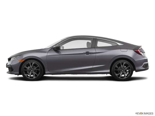 2020 Honda Civic Coupe EX