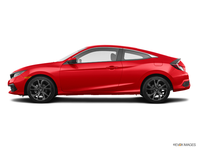 New 2020 Honda Civic Coupe in San Diego, CA