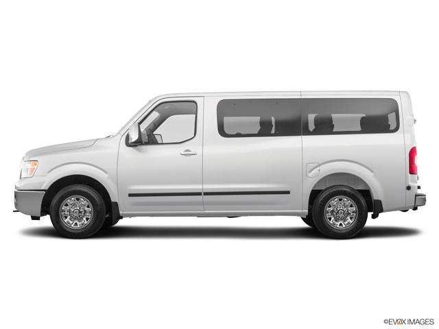 2020 Nissan NV Passenger NV3500 HD SL V8