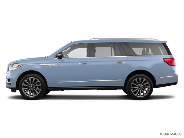 2020 Lincoln Navigator L Black Label