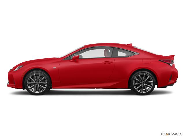 2020 Lexus RC F F
