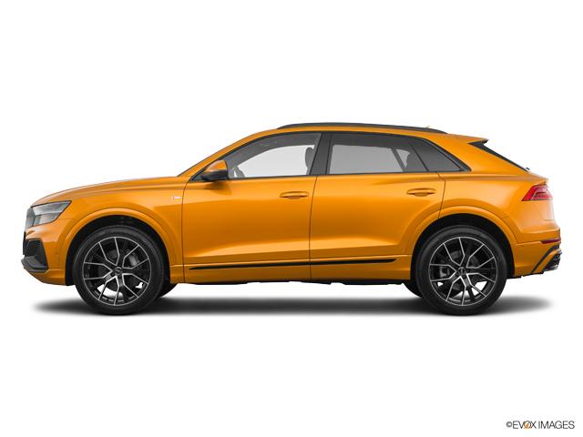 New 2020 Audi Q8 in Lynnwood, WA