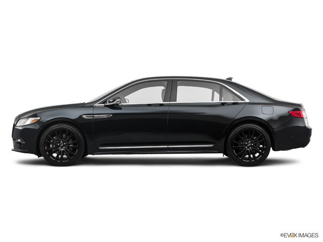 2020 Lincoln Continental Black Label
