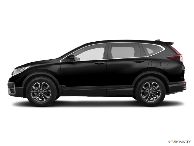 New 2020 Honda CR-V in Burlington, WA