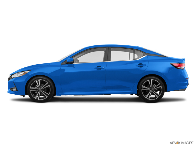 New 2020 Nissan Sentra in Greensburg, PA