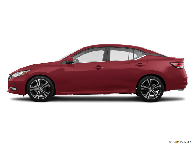 New 2020 Nissan Sentra in Waycross, GA