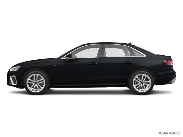 New 2020 Audi A4 Sedan in Lynnwood, WA