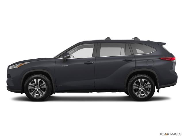New 2020 Toyota Highlander in Gilroy, CA