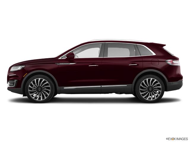 2020 Lincoln Nautilus Black Label