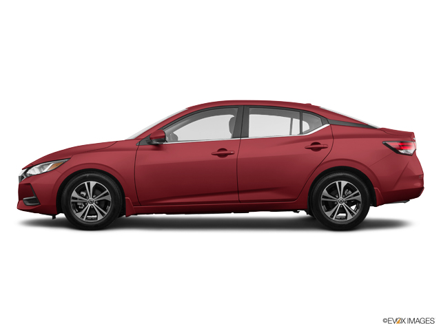 New 2020 Nissan Sentra in Gorham, NH