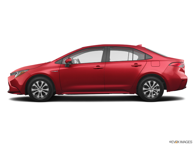 New 2021 Toyota Corolla in Stillwater, OK