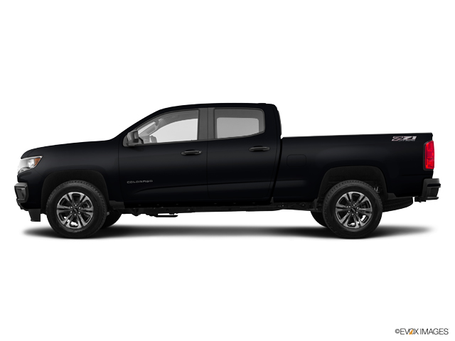2021 Chevrolet Colorado 4WD ZR2