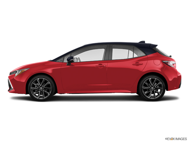 New 2021 Toyota Corolla Hatchback in Abilene, TX