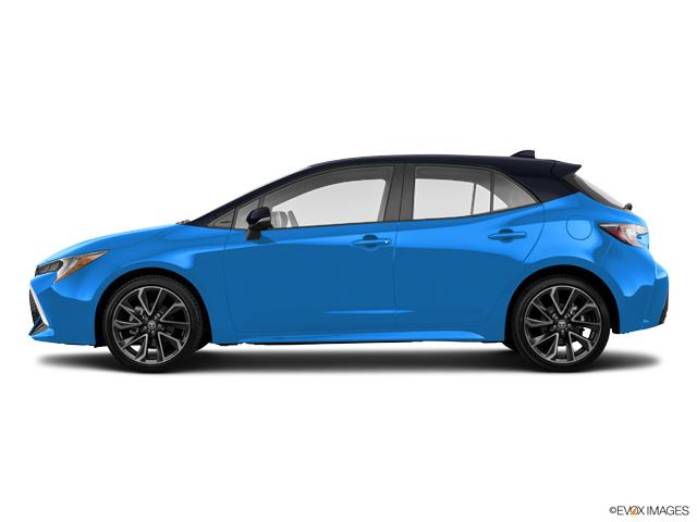 2021 Toyota Corolla Hatchback XSE