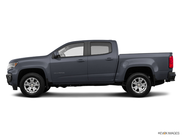 2021 Chevrolet Colorado 4WD Work Truck