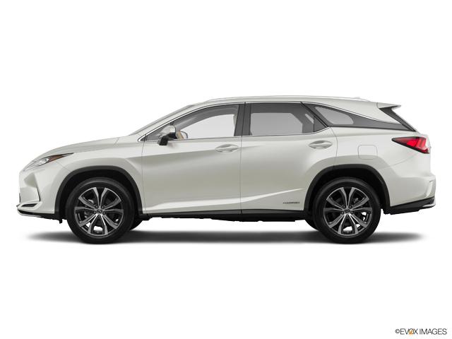 2021 Lexus RX 450hL