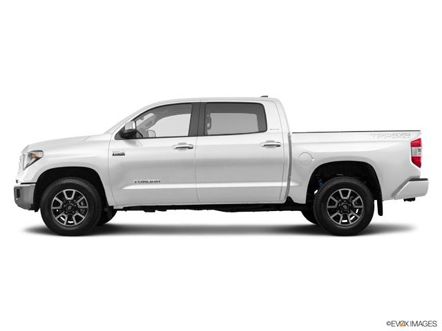2021 Toyota Tundra 4WD Platinum