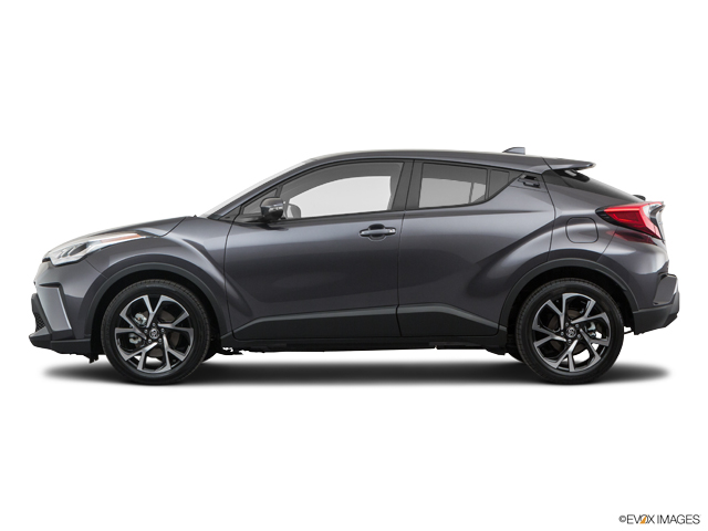 New 2021 Toyota C-HR in Burlingame, CA