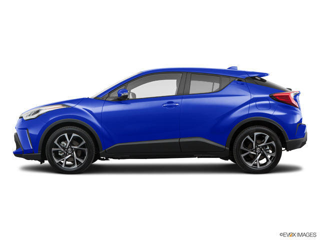 New 2021 Toyota C-HR in Memphis, TN
