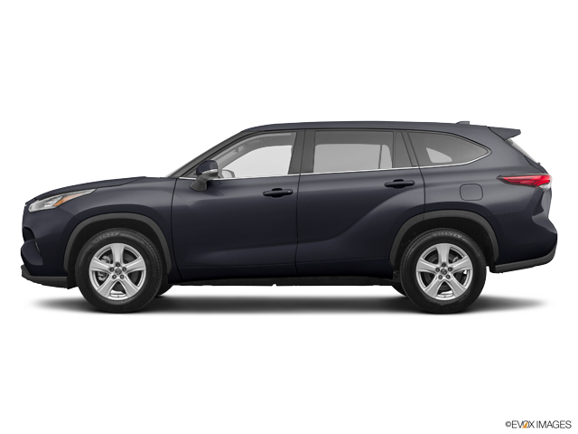 New 2021 Toyota Highlander in Abilene, TX